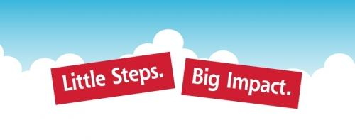 Big Steps Little Impact icon
