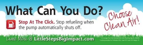 Little Steps Big Impact logo