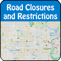 Traffic Restrictions and Road Closures